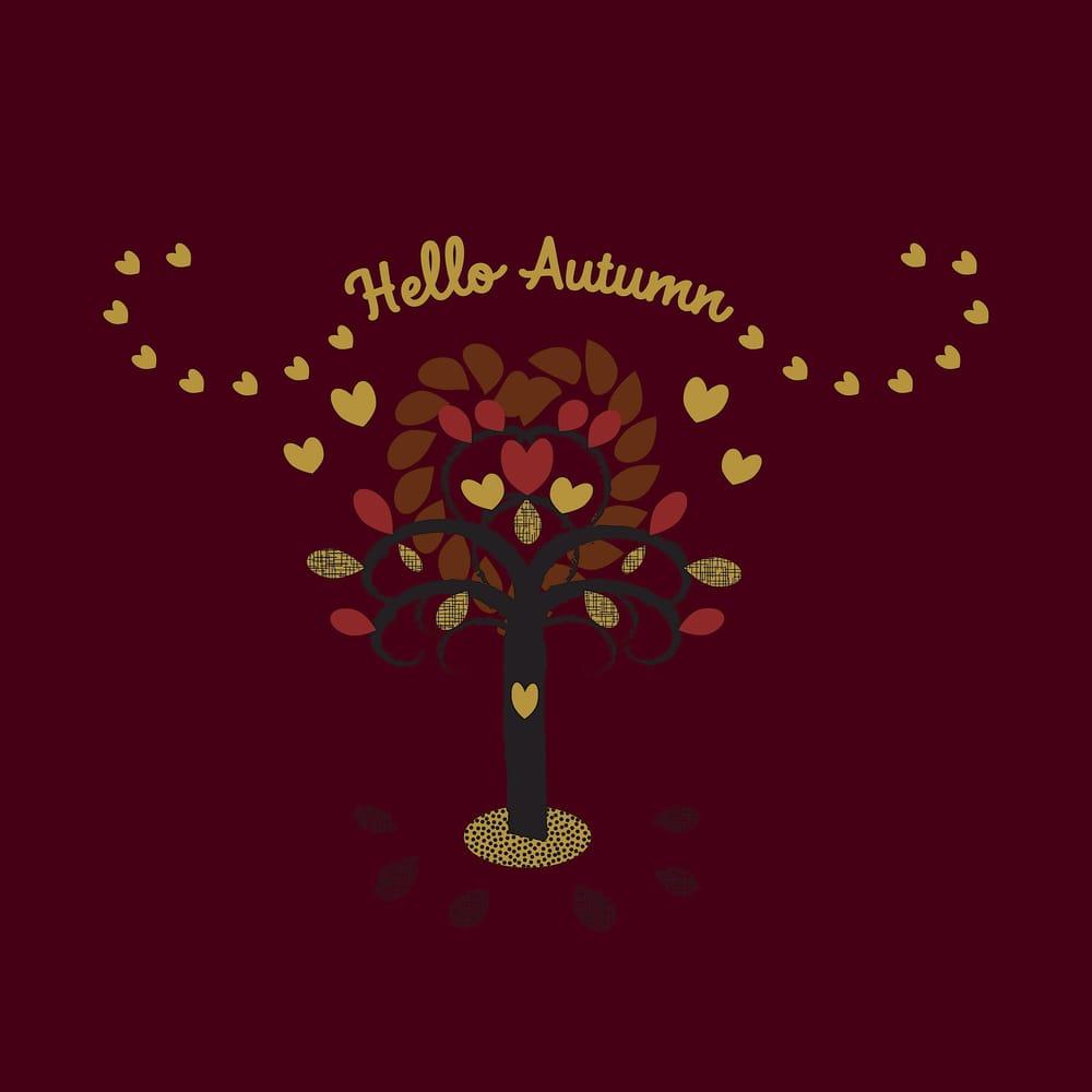 Hello Autumn - image 1 - student project