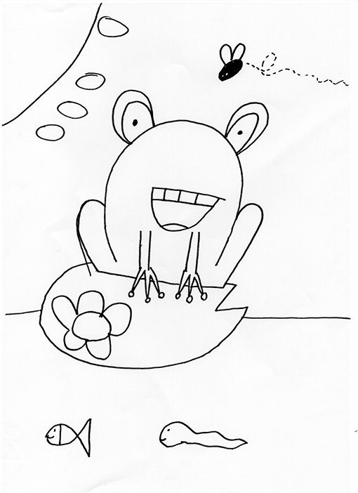 Drawings by my 6 years old son, Jason. - image 21 - student project