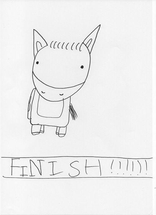 Drawings by my 6 years old son, Jason. - image 10 - student project