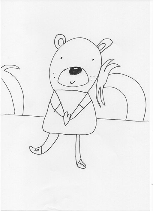 Drawings by my 6 years old son, Jason. - image 8 - student project