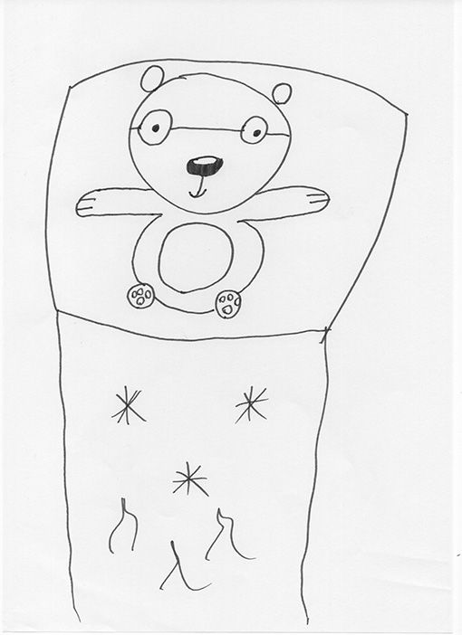 Drawings by my 6 years old son, Jason. - image 16 - student project
