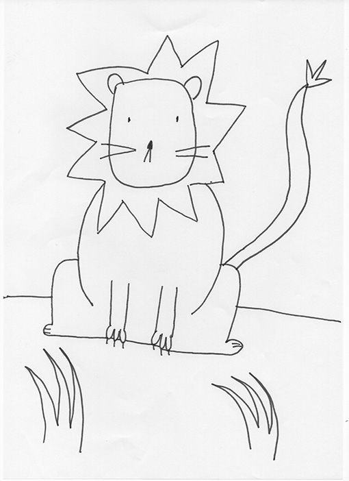 Drawings by my 6 years old son, Jason. - image 19 - student project