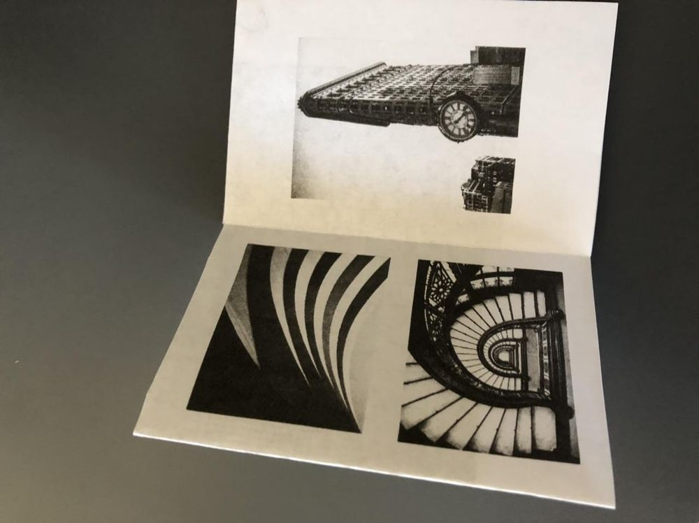 My first zine - image 1 - student project