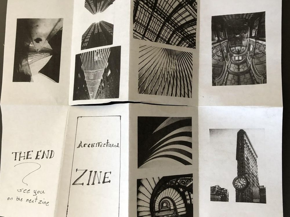 My first zine - image 5 - student project
