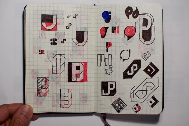 PJ Personal Logo - imagine the jokes! - image 4 - student project