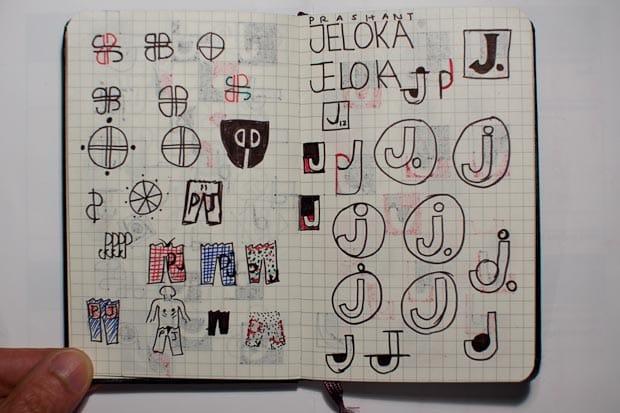 PJ Personal Logo - imagine the jokes! - image 2 - student project