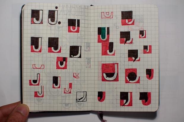 PJ Personal Logo - imagine the jokes! - image 3 - student project