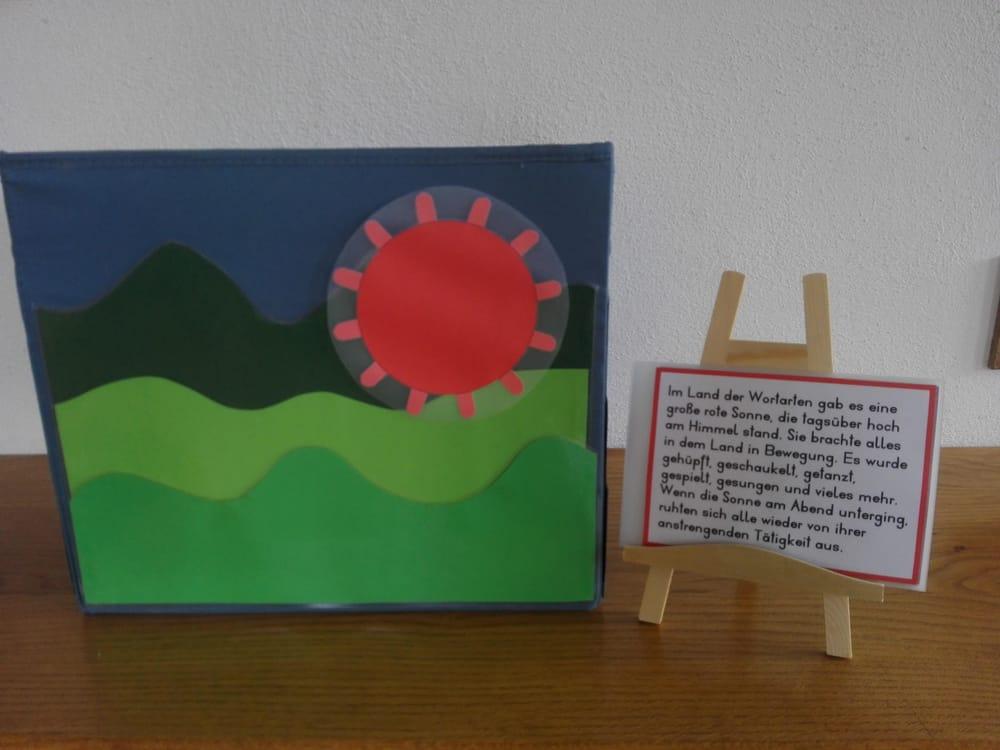 Im Land der Wortarten - image 5 - student project