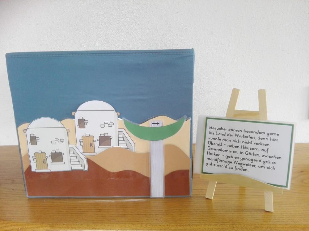Im Land der Wortarten - image 7 - student project