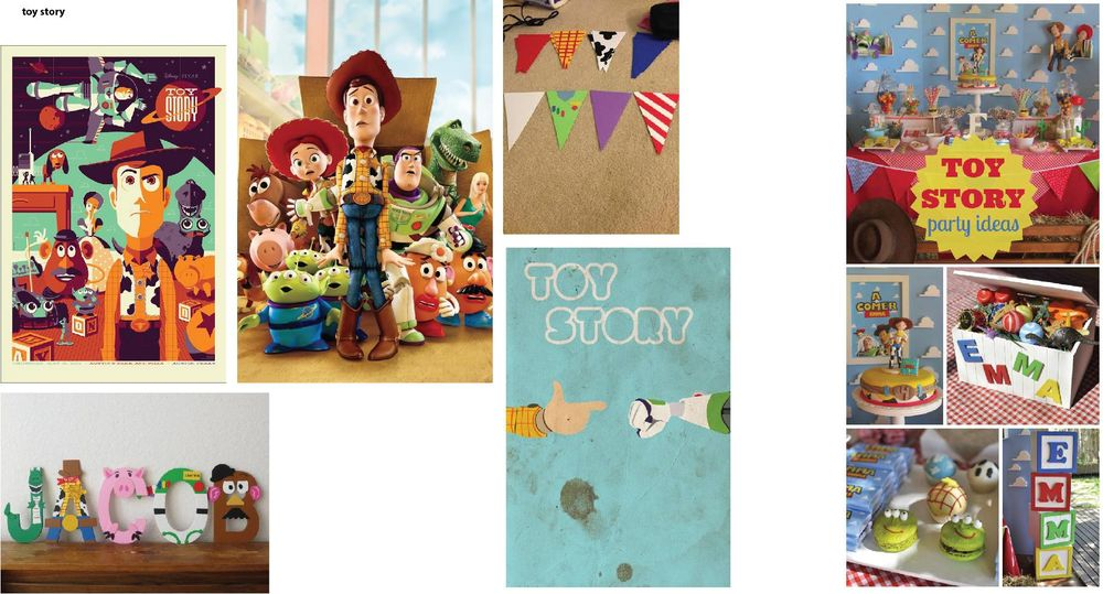 Toystory - image 2 - student project