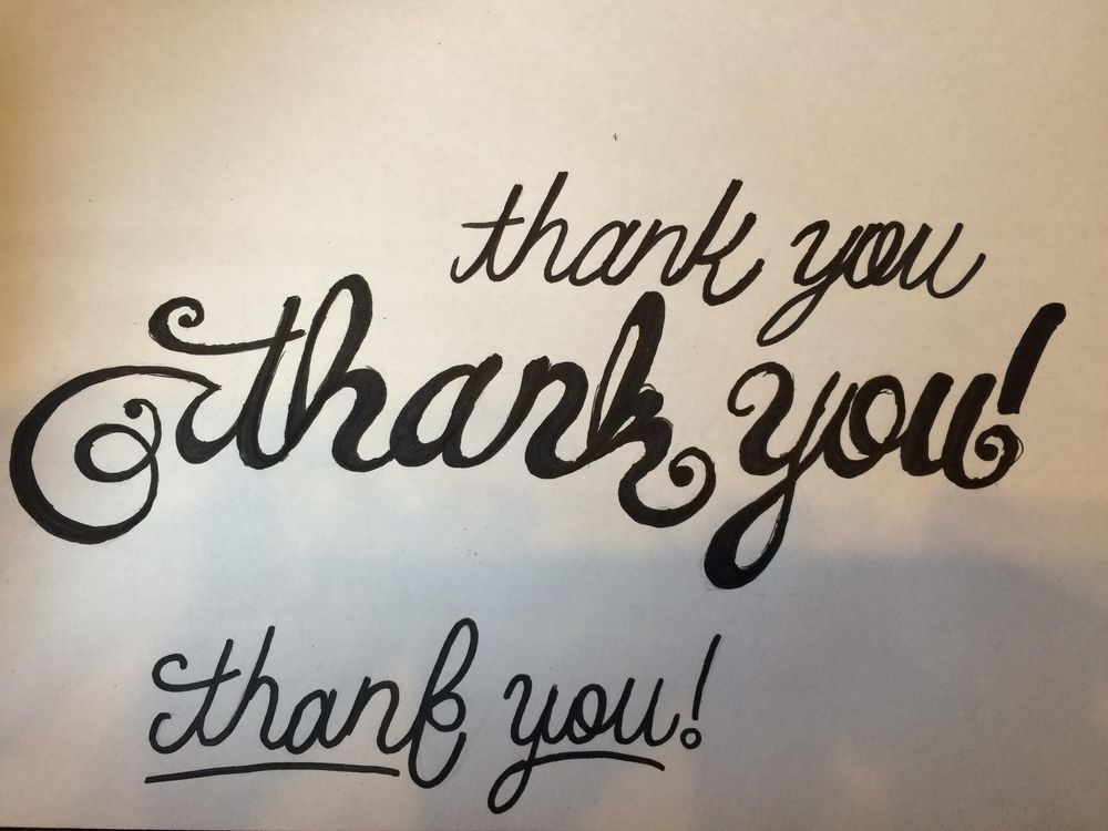 Thank you! - image 3 - student project