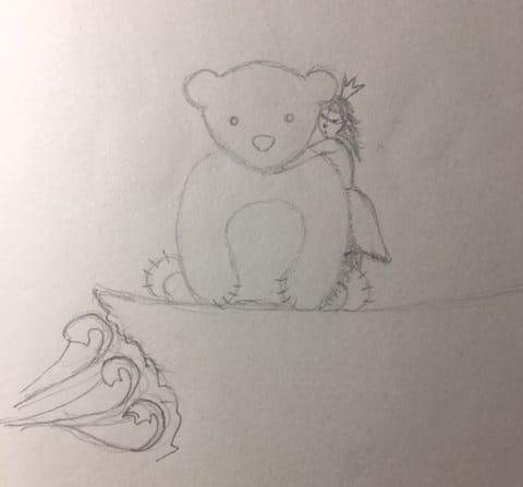Urszula the little female bear - image 2 - student project
