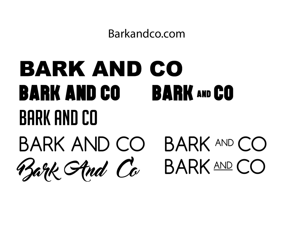 Bark and Co - image 5 - student project