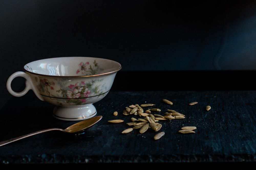 Moody Afternoon Tea - image 3 - student project