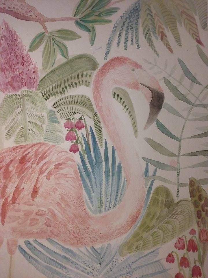 viva flamingo - image 1 - student project