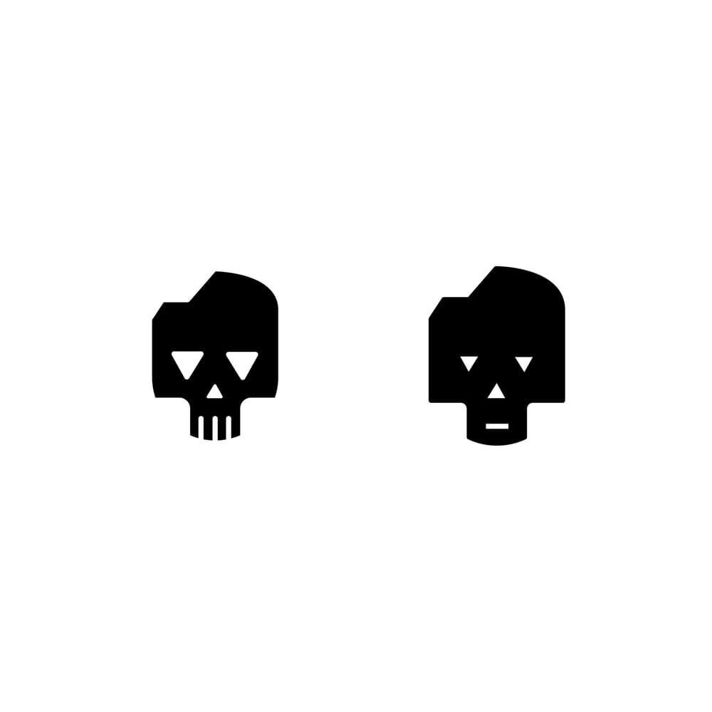 Monoline Cats & Skulls - image 5 - student project