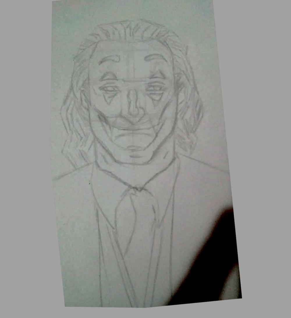 Joker - image 3 - student project