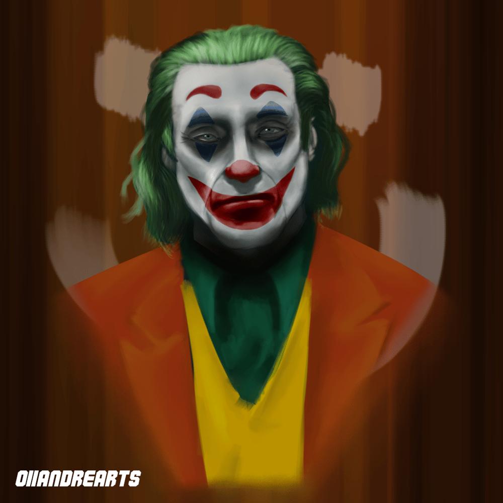 Joker - image 1 - student project