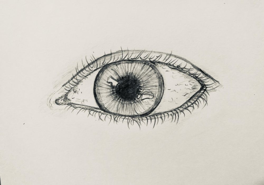 Realistic eye - image 1 - student project
