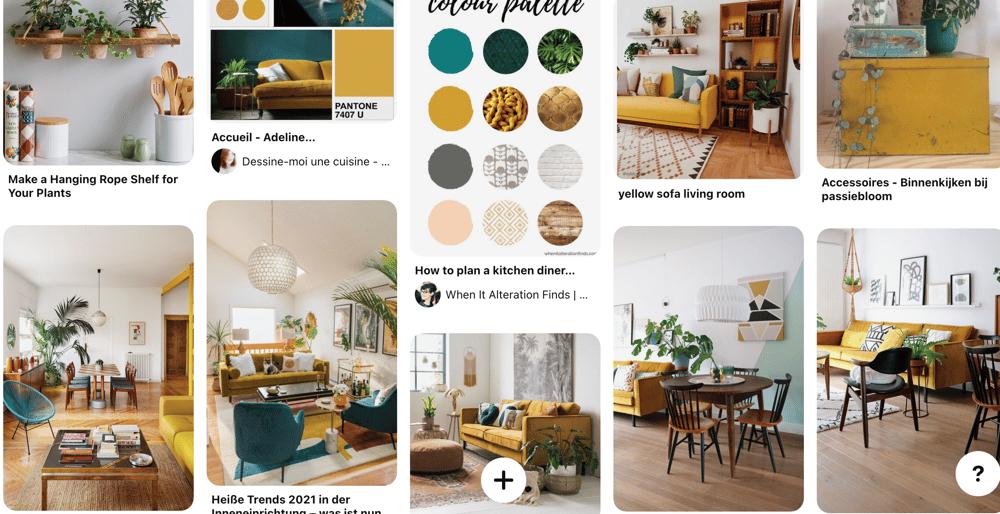 My Livingroom Inspo - image 1 - student project