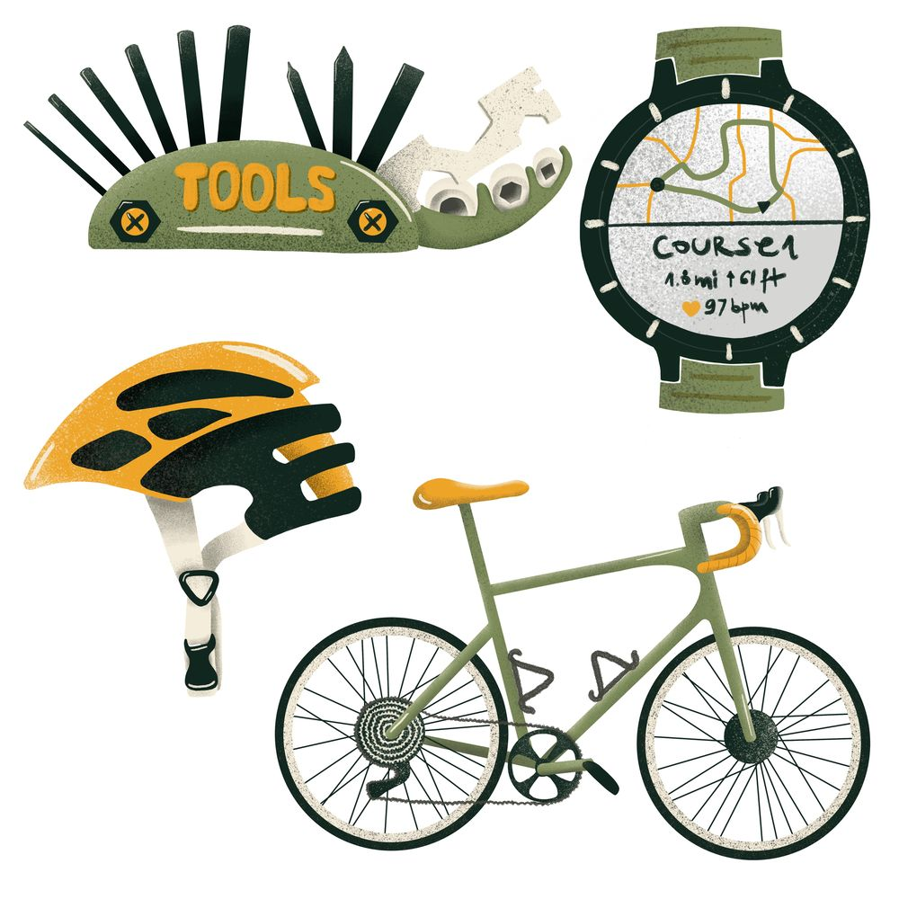 Road Cycling Weekend - image 1 - student project