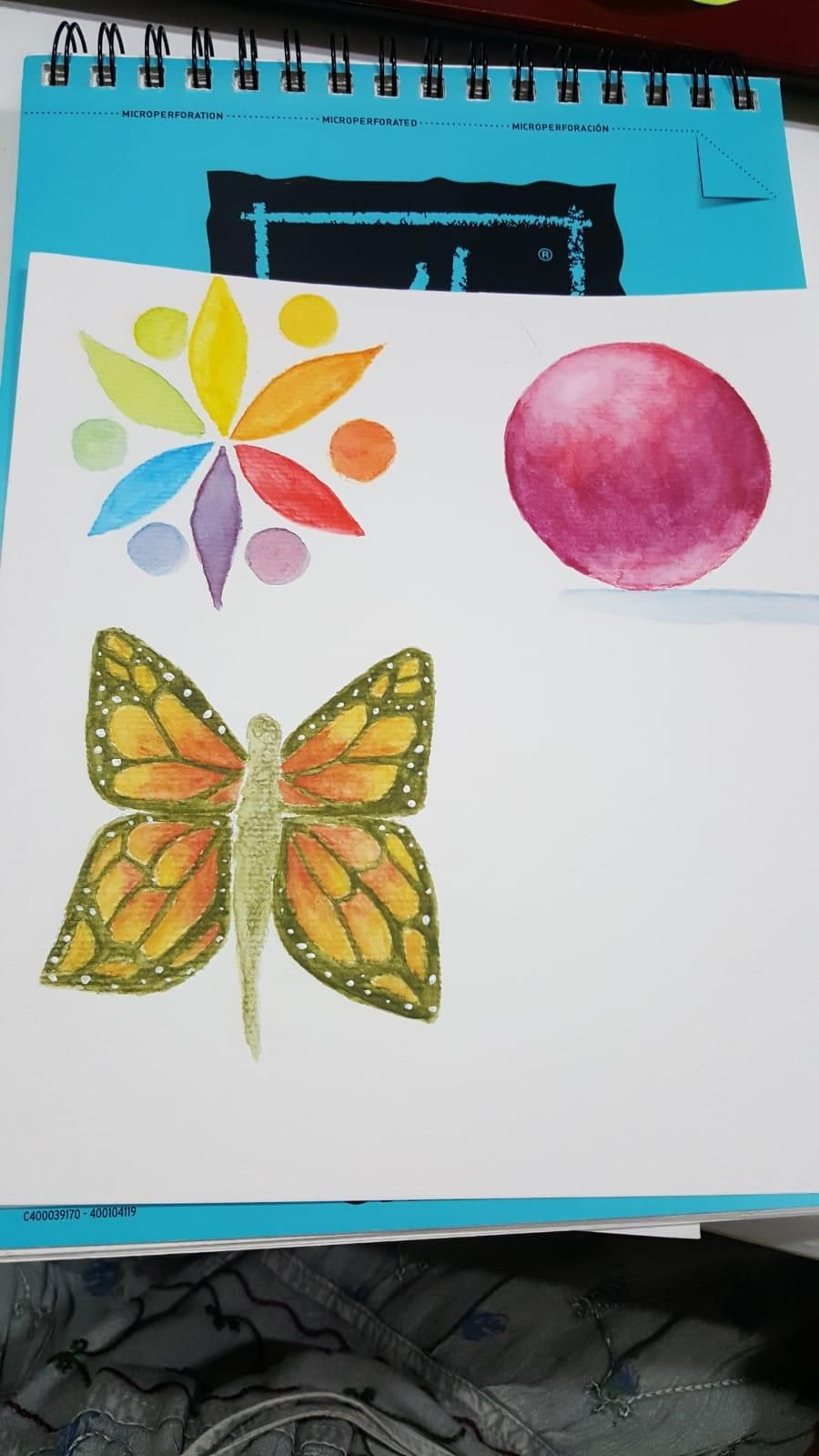 my butterfly - image 1 - student project