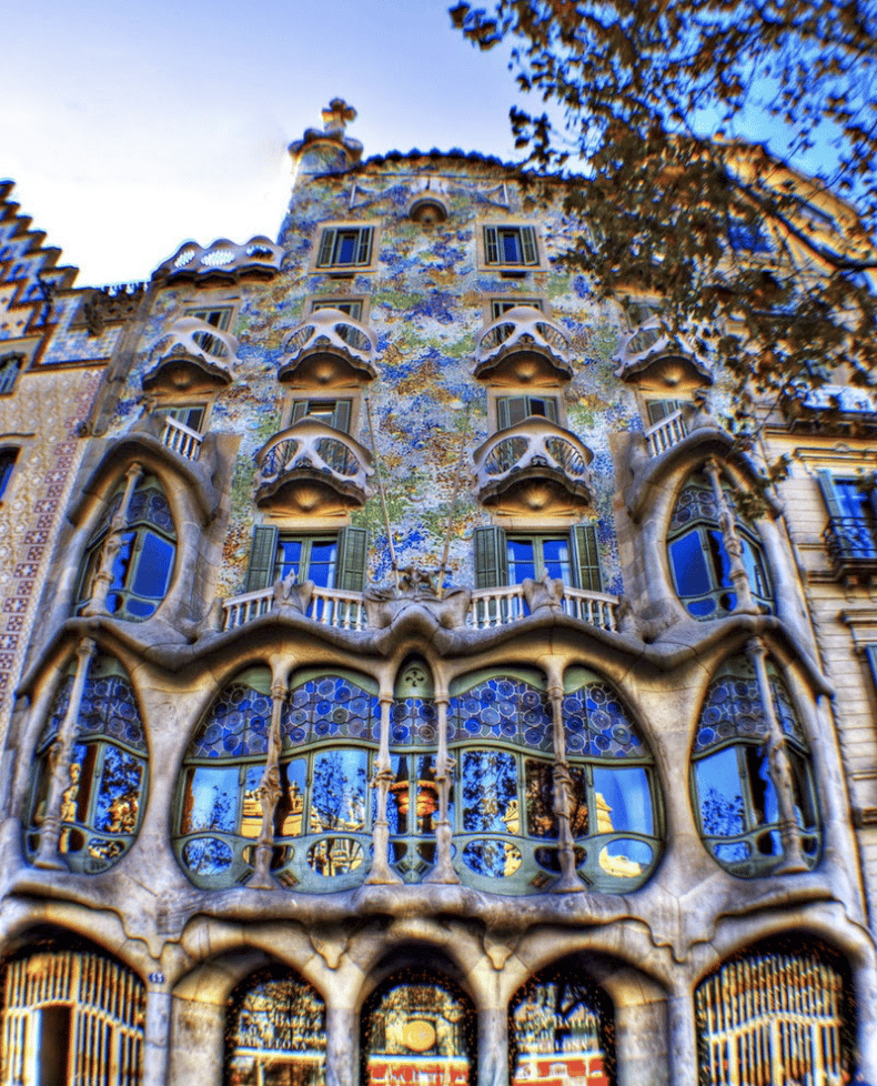 BARCELONA - image 8 - student project