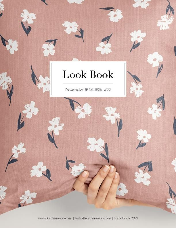 Look Book 2021 | Kathrin Woo - image 1 - student project