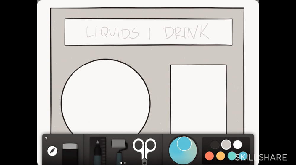 Liquids I Drink Everyday - image 2 - student project