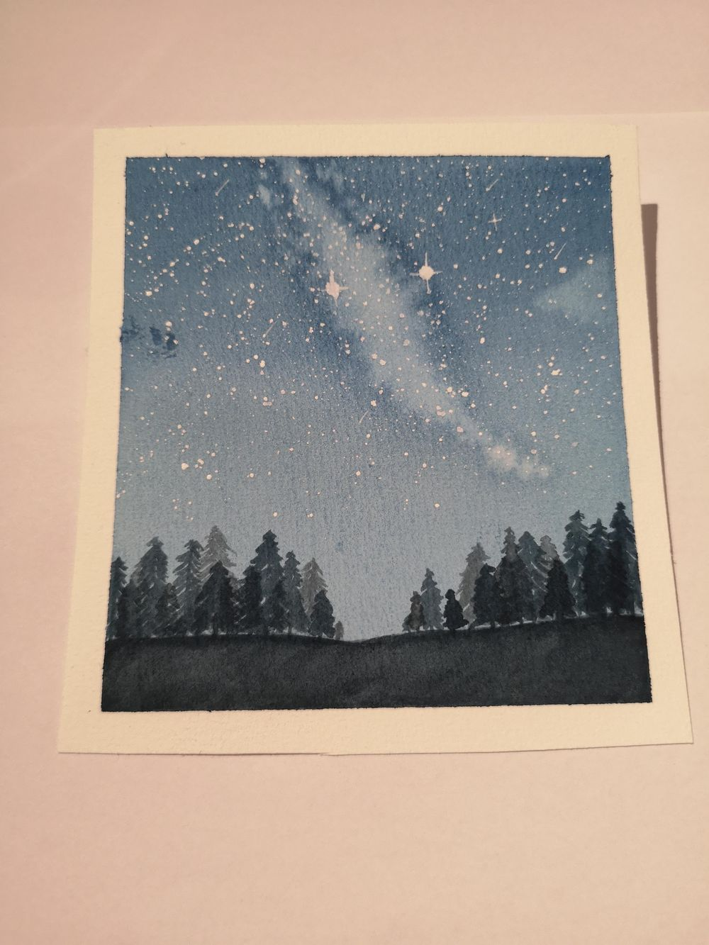 My first Milky Way - image 1 - student project