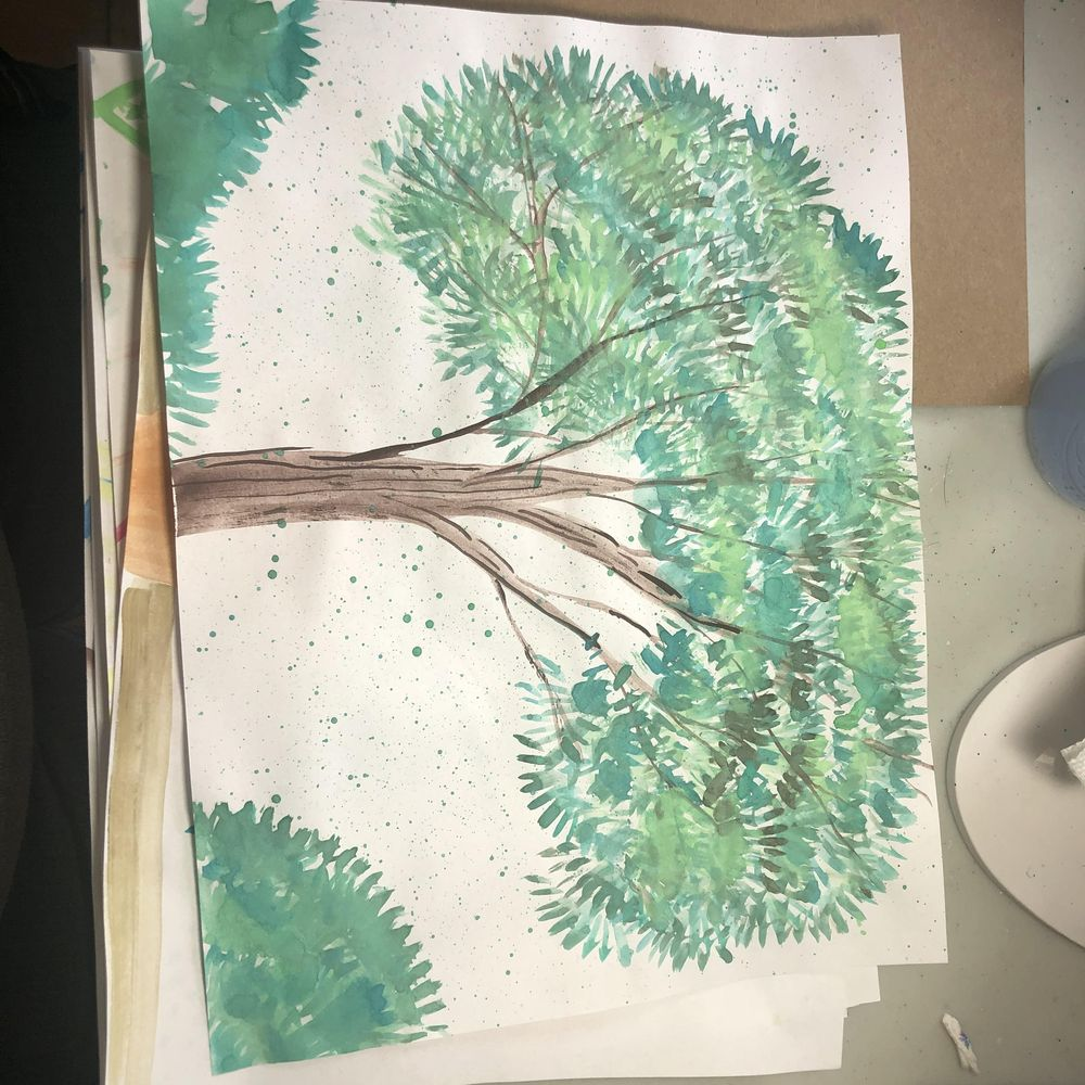 Intuitive Painting Class - image 4 - student project