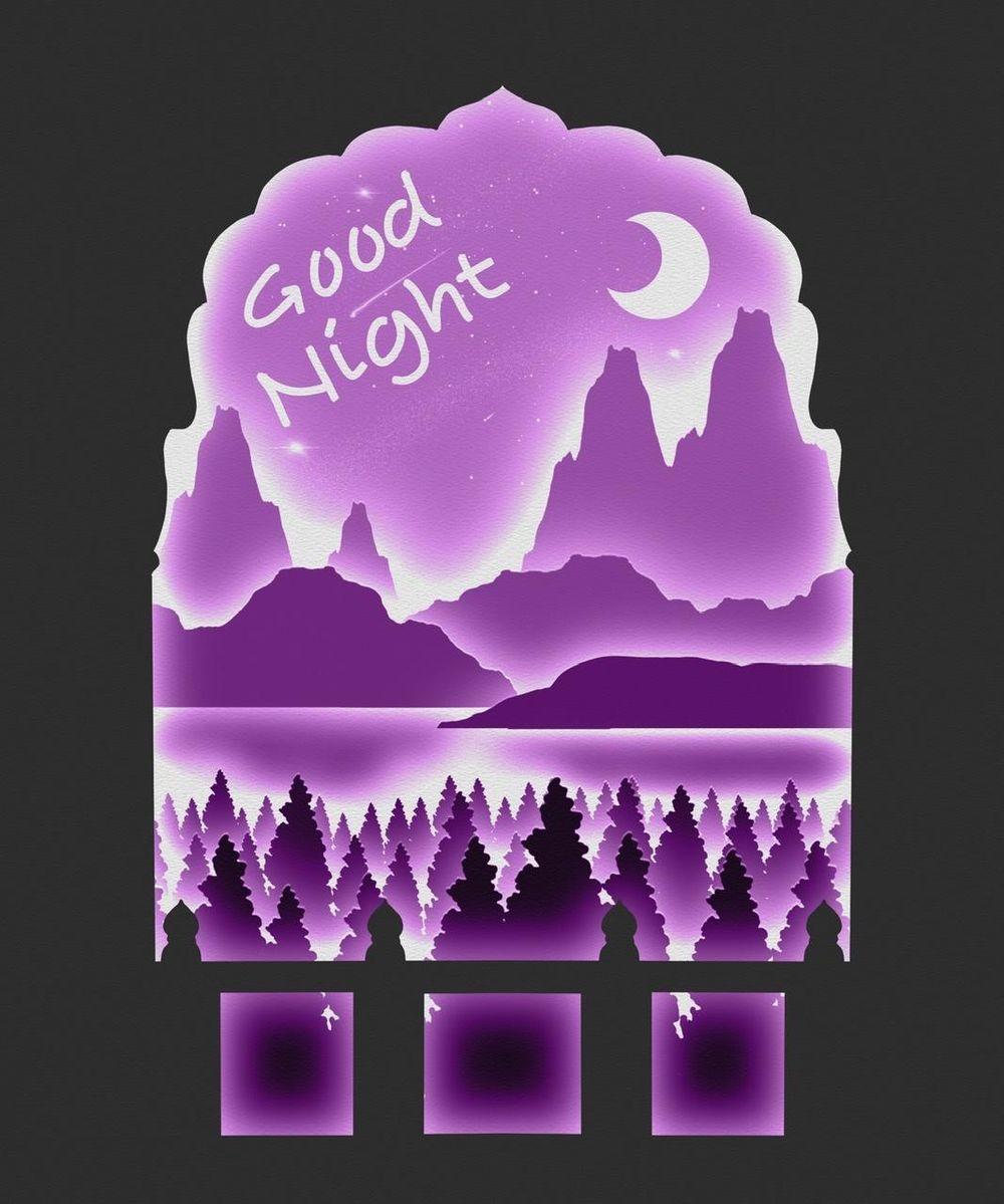 Good night - image 1 - student project