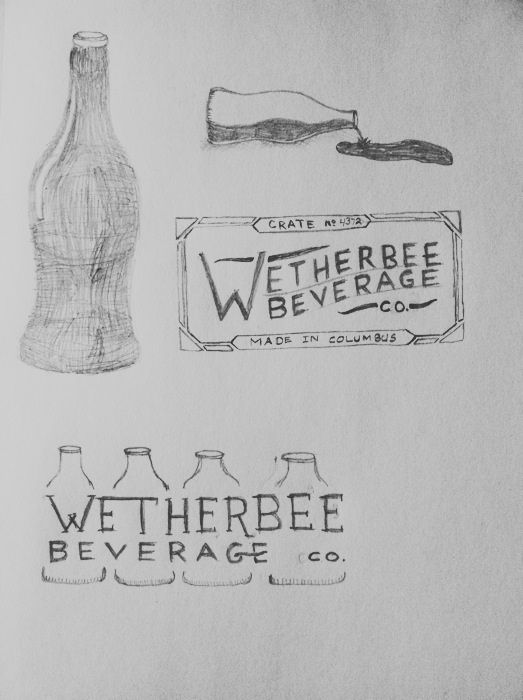 Wetherbee Beverage Co. - image 2 - student project
