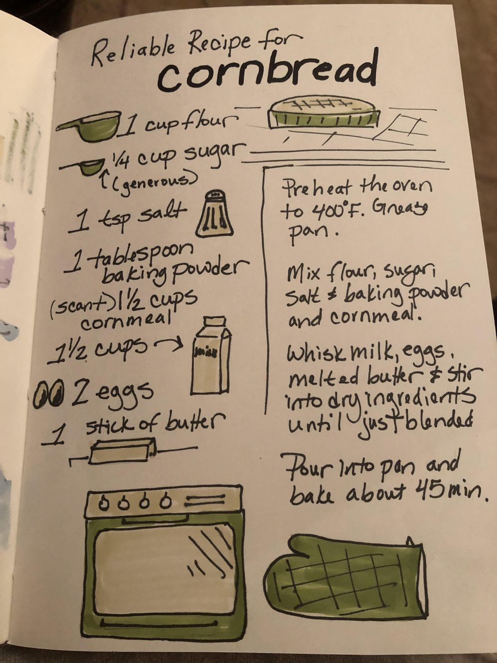 14 days of illustrated journal prompts - image 9 - student project