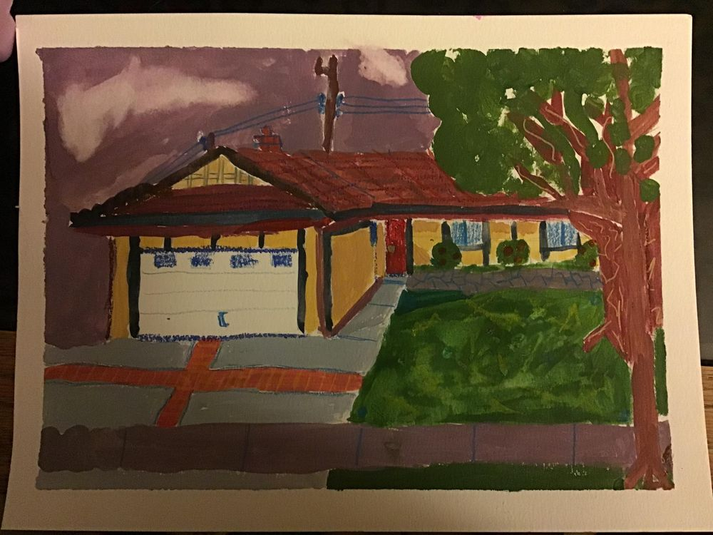 Family Home - image 3 - student project