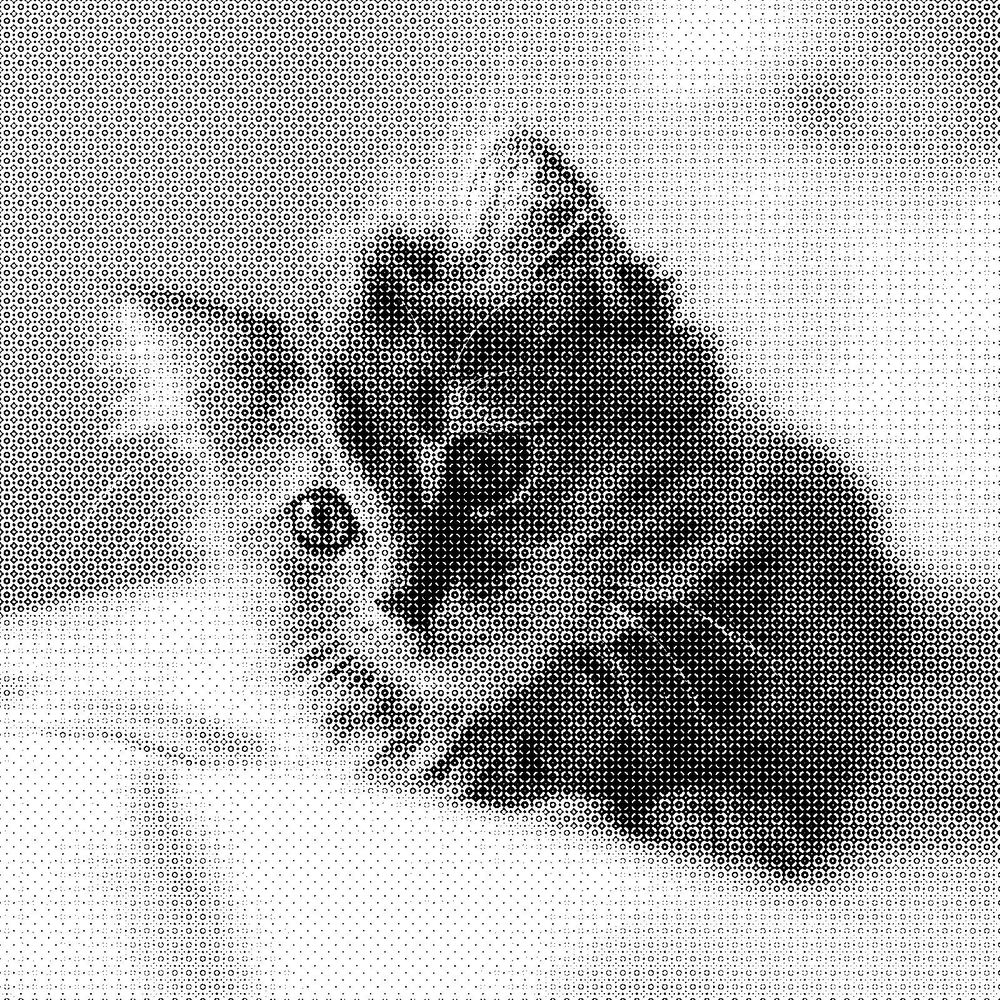 Halftone Cat - image 6 - student project