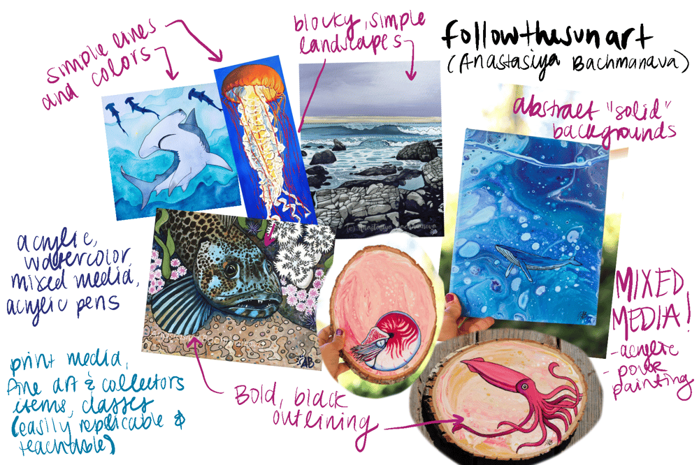 the science gal - 26 ways the ocean inspires - image 1 - student project