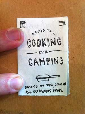 Cooking for Camping - image 8 - student project