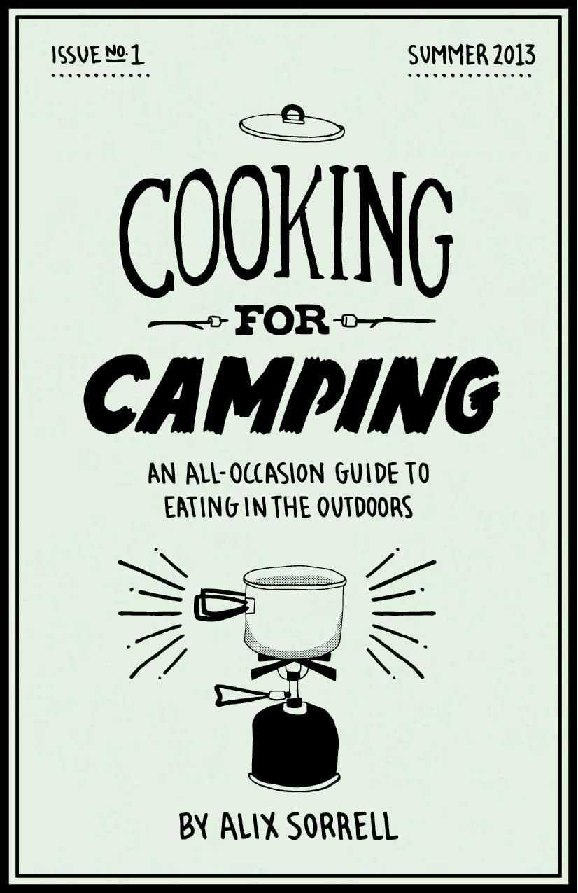 Cooking for Camping - image 2 - student project