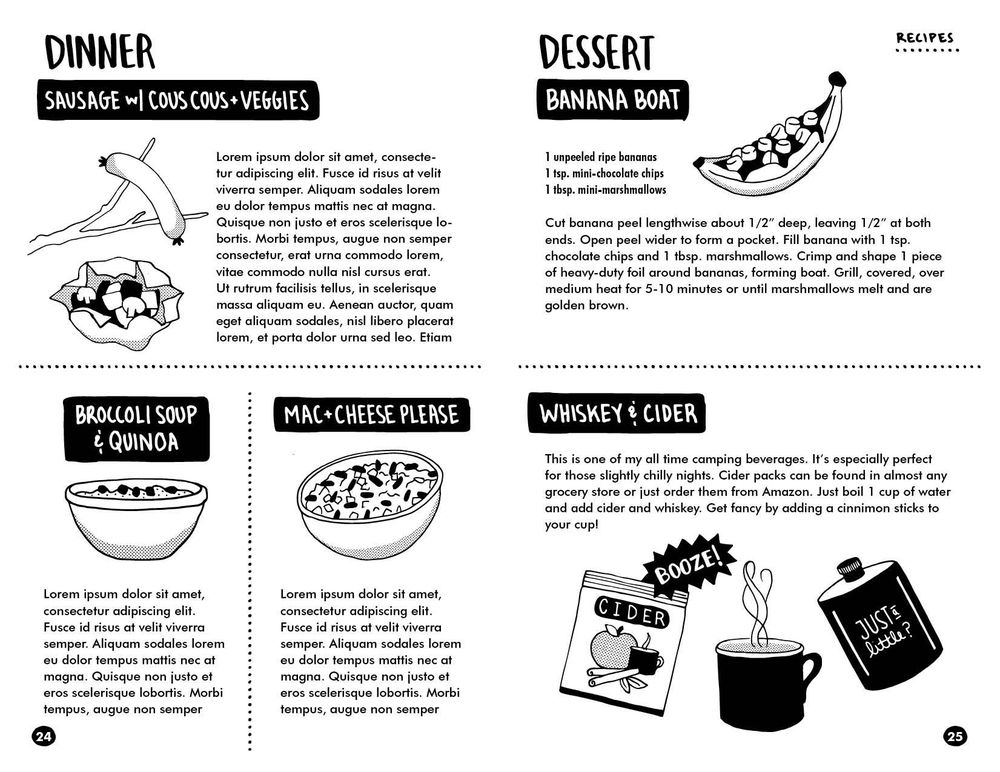 Cooking for Camping - image 7 - student project