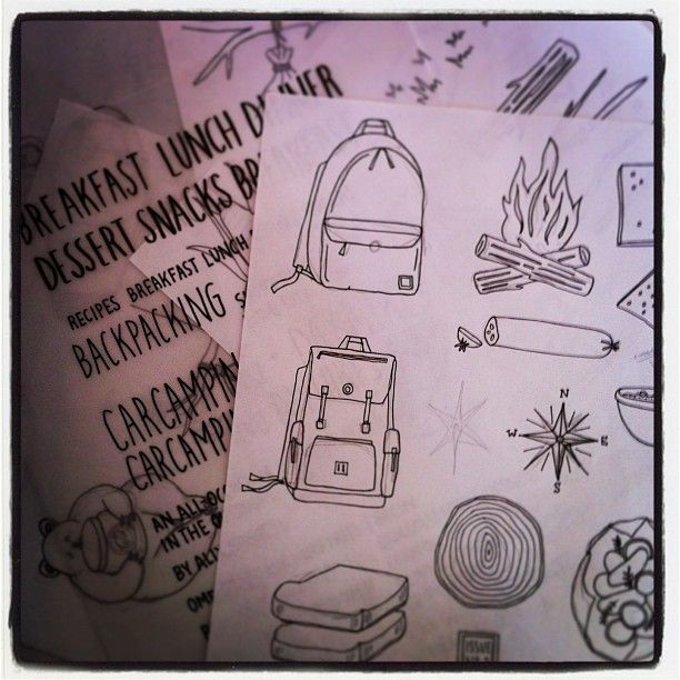 Cooking for Camping - image 1 - student project