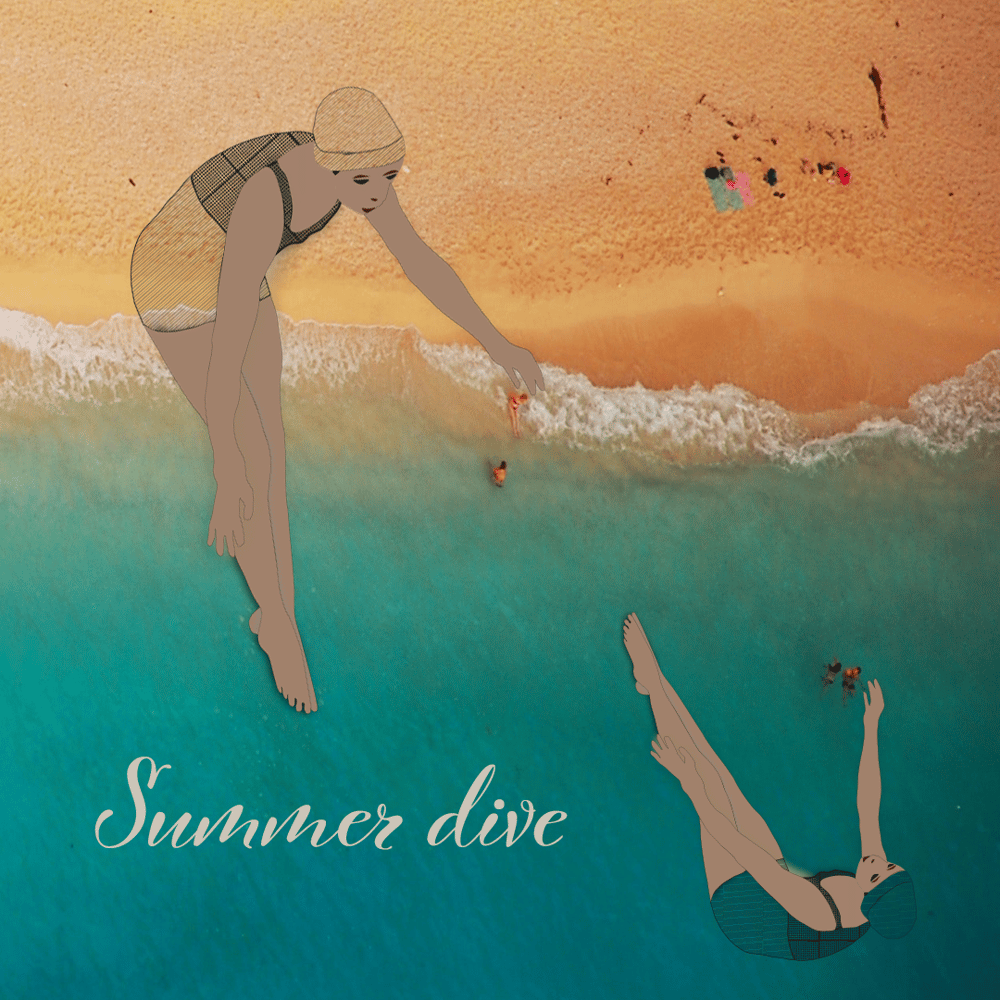 Summer dive - image 1 - student project