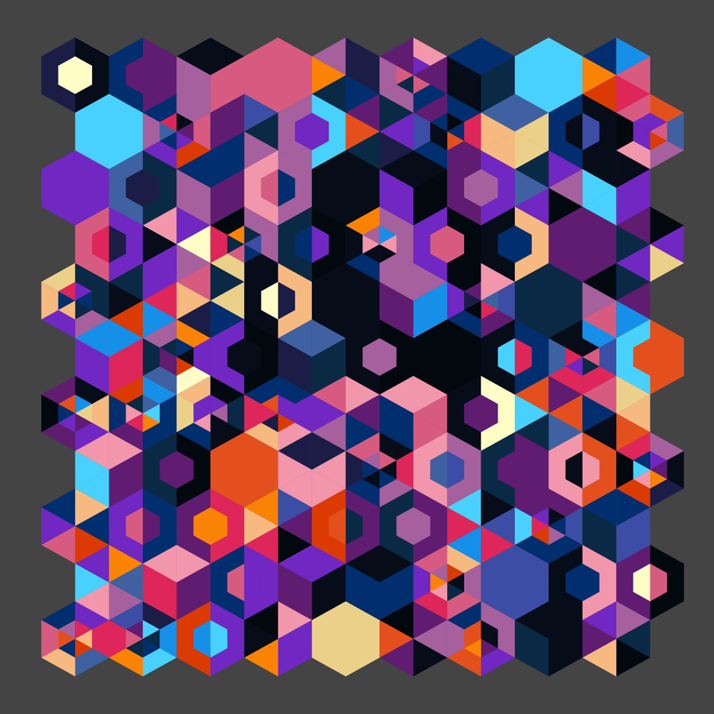 Geometric Playground - image 2 - student project