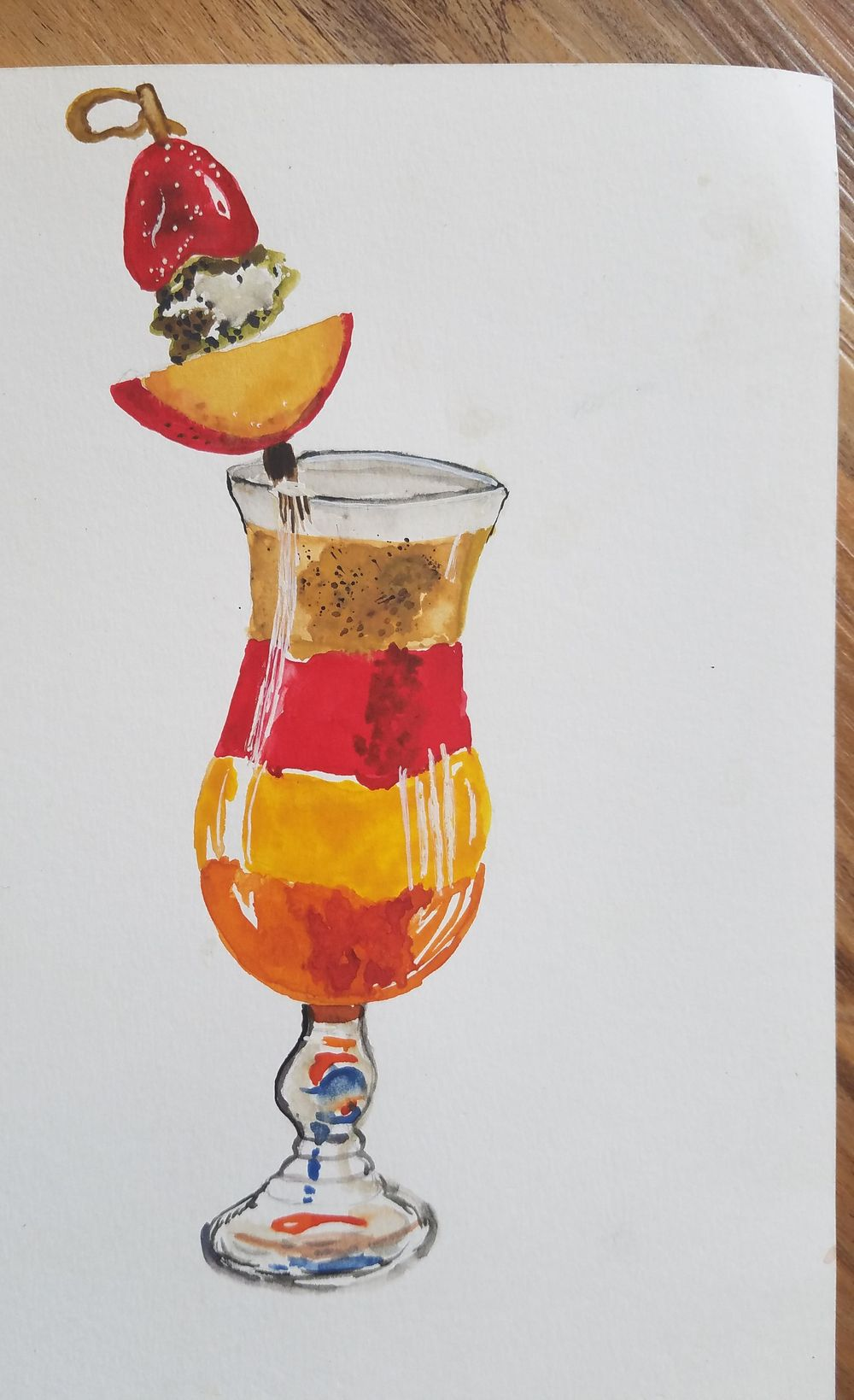 Food Illustrations - image 1 - student project