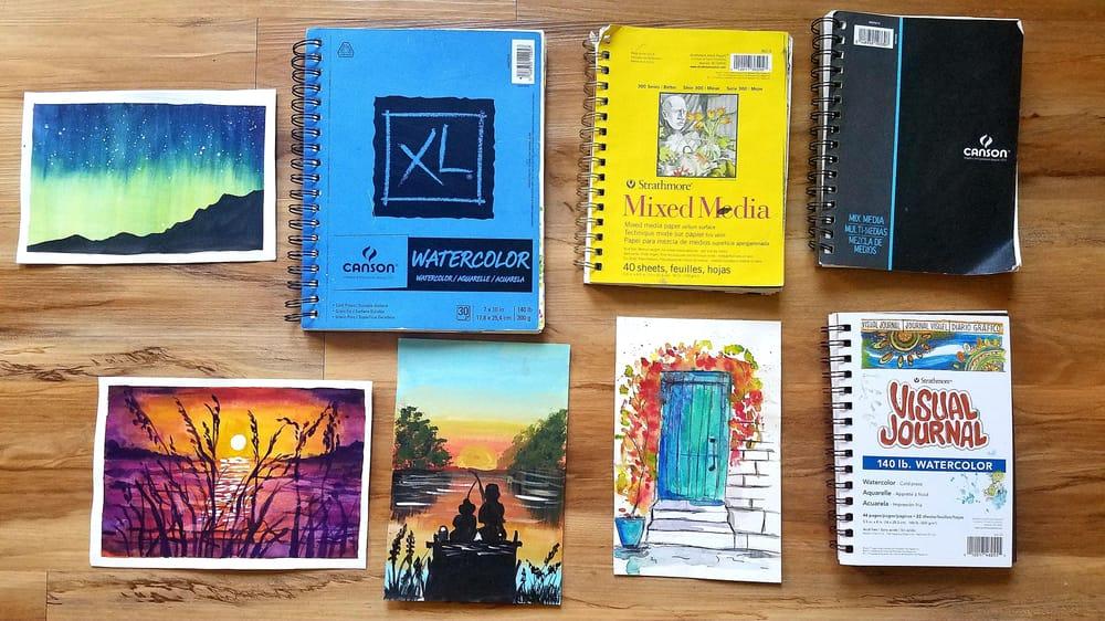 My Sketckbooks - image 3 - student project