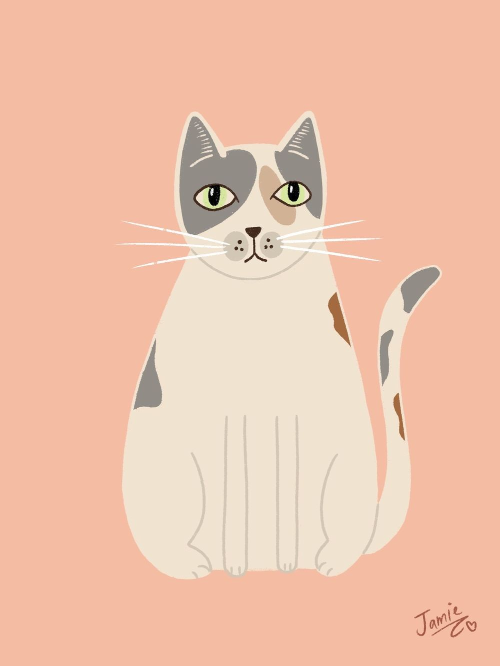 My Kitty Cat - image 1 - student project