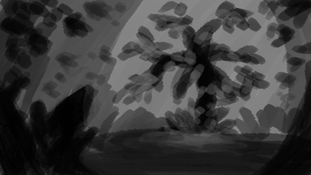 Crystal Tree - image 1 - student project