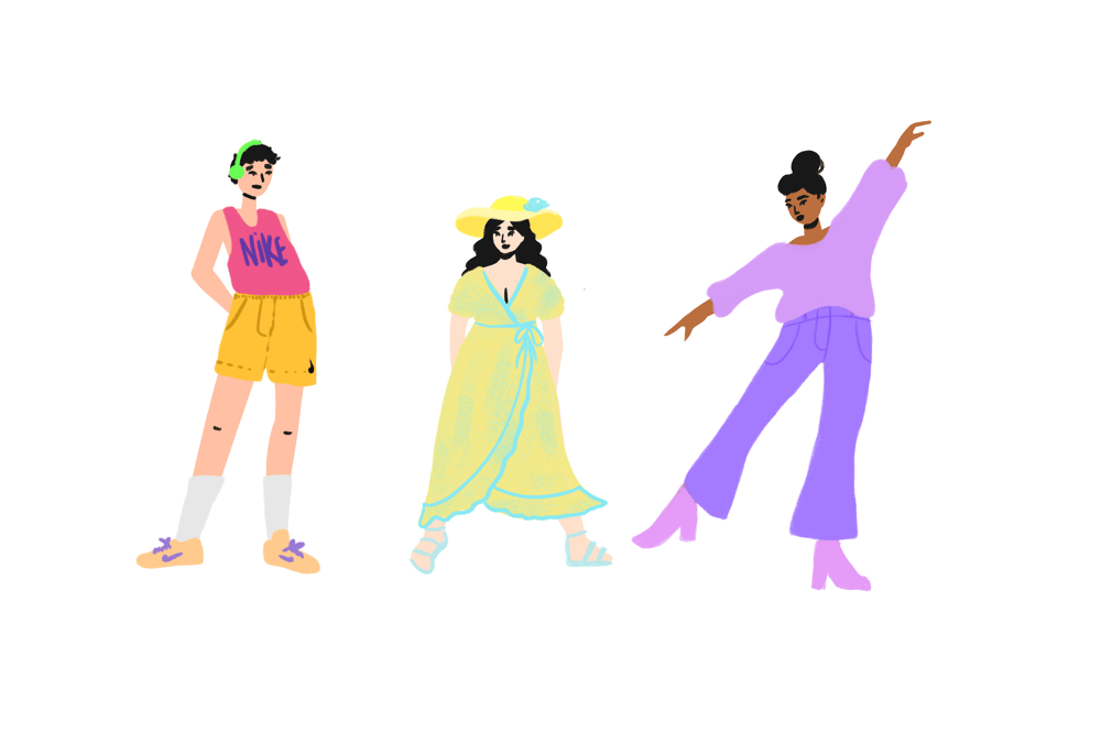 Fun With Figures - Outfits - image 1 - student project