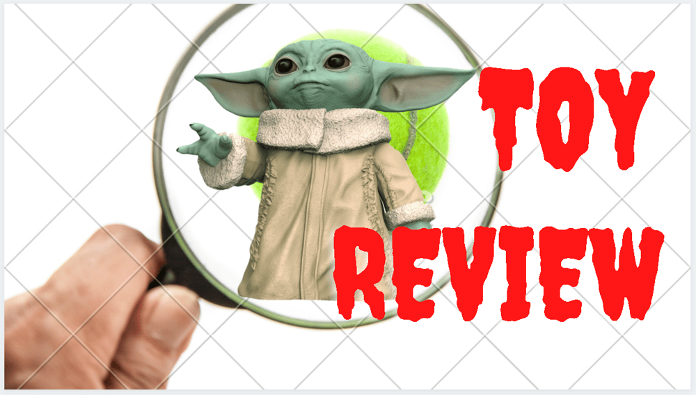 Review: Baby Yoda (best from the series) - image 1 - student project