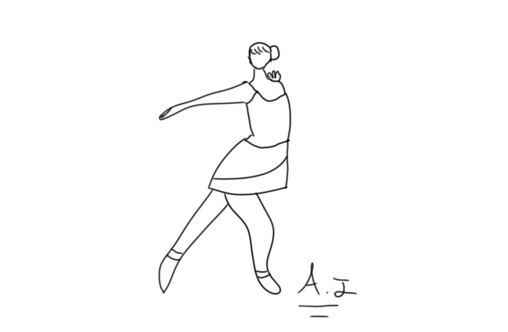 Girl Figure - image 1 - student project
